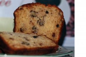 Apple, Walnut and Raisin Loaf