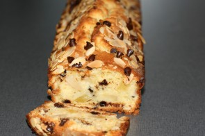 Pear and Chocolate Loaf