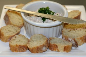 Tuna Rillettes