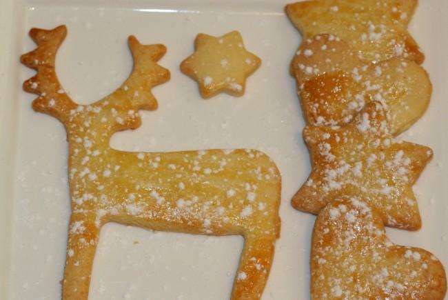 Sablé Cookies