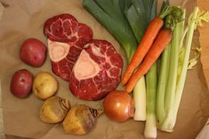 Pot-Au-Feu or French Beef Stew